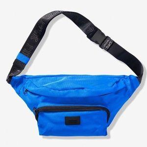 ba14de96bcaa5 VS PINK logo bright Oversized belt bag Fanny pack NWT